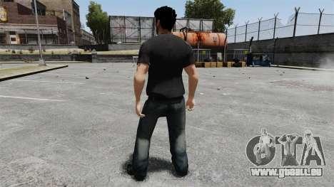 Sam Fisher-v3 für GTA 4 dritte Screenshot