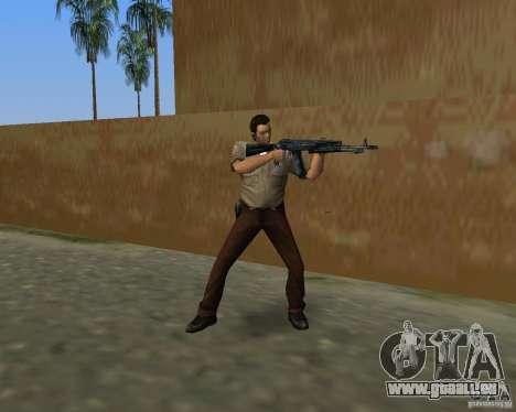 Pak Waffen von s.t.a.l.k.e.r. für GTA Vice City neunten Screenshot