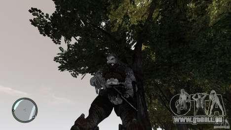 Gears Of War Grunt v1.0 pour GTA 4 quatrième écran