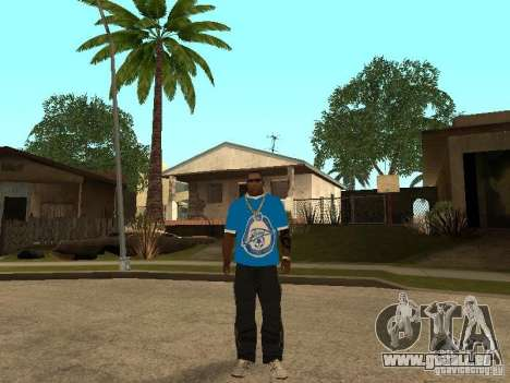 Mike Zenith pour GTA San Andreas deuxième écran