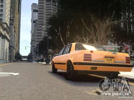Oldsmobile Cutlass Ciera 1993 pour GTA 4 est un droit