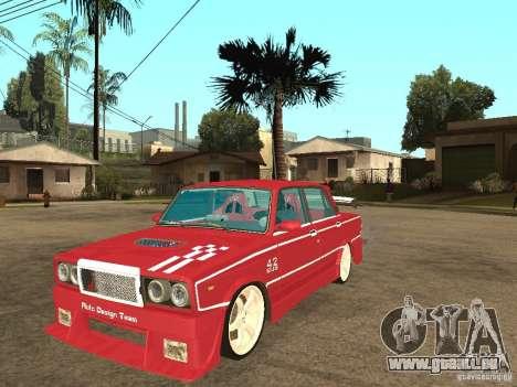 VAZ 2107 Sparky für GTA San Andreas