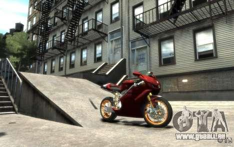 Ducati 999R pour GTA 4