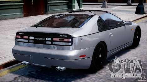 Nissan 300 ZX 1994 v1.0 für GTA 4-Motor