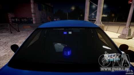 Ford Crown Victoria Detective v4.7 [ELS] für GTA 4 obere Ansicht