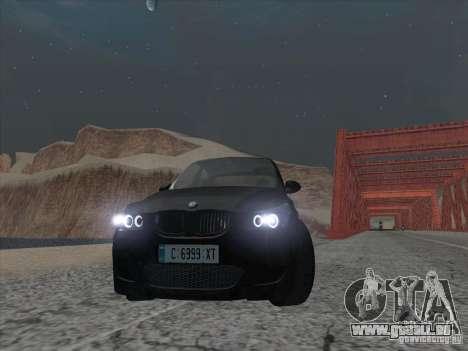 Beaux nuages et plus pour GTA San Andreas septième écran