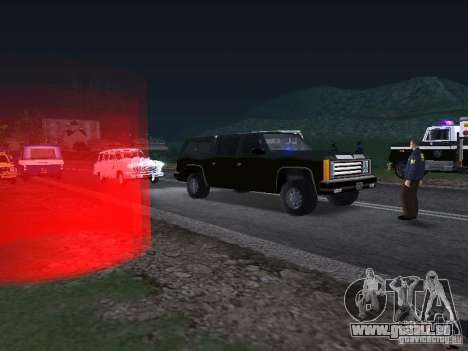 Police Post pour GTA San Andreas