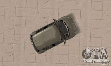 Suzuki Swift Tuning pour GTA San Andreas vue de droite