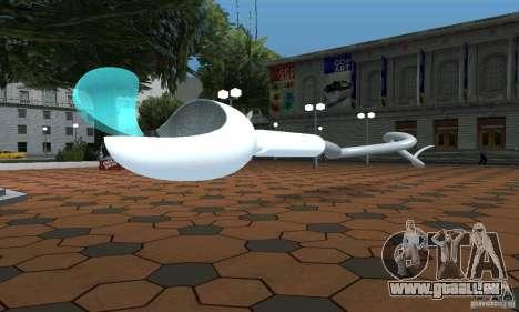 Sperma für GTA San Andreas