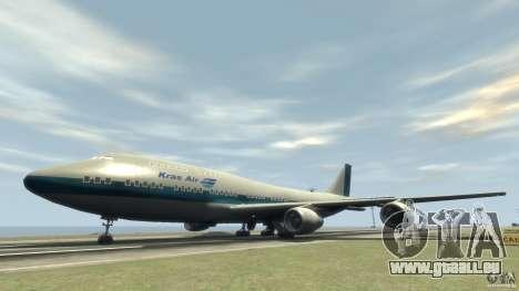 Boening 747-400 Kras Air pour GTA 4