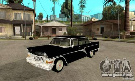 GAZ 13 Tschaika v2. 0 für GTA San Andreas