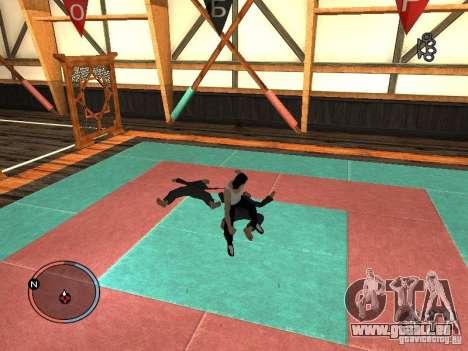 Bruce Lee-Haut für GTA San Andreas sechsten Screenshot