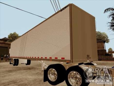 Anhänger, Peterbilt 379 Custom für GTA San Andreas