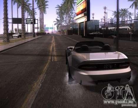 ENBSeries pour Ultra Pack Vegetetions pour GTA San Andreas huitième écran