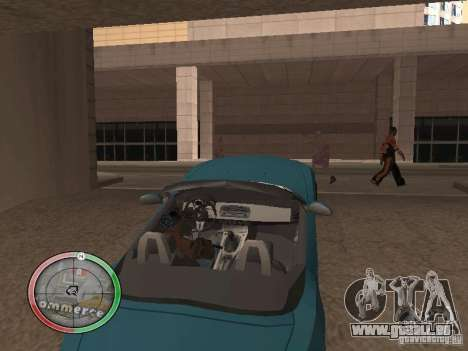 Car shop für GTA San Andreas fünften Screenshot