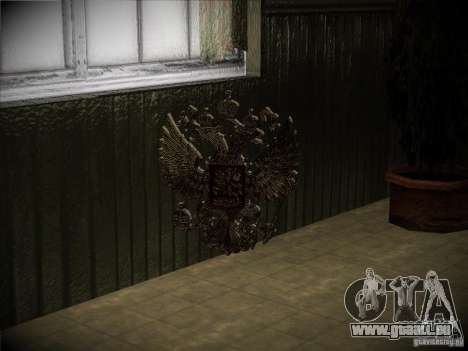 Armoiries de la Russie pour GTA San Andreas deuxième écran