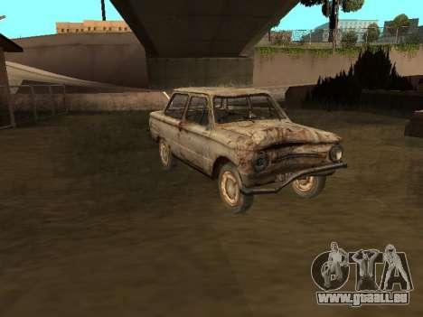 Zaporozhets von s.t.a.l.k.e.r. für GTA San Andreas