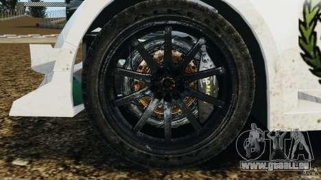 Colin McRae KING Rallycross für GTA 4 Rückansicht