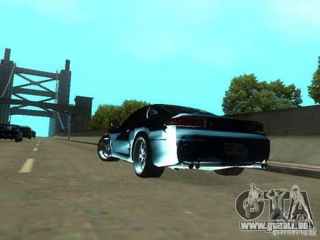 Mitsubishi 3000GT pour GTA San Andreas laissé vue