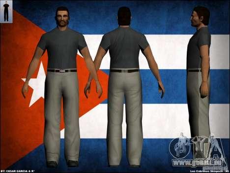 La Cosa Nostra mod pour GTA San Andreas deuxième écran
