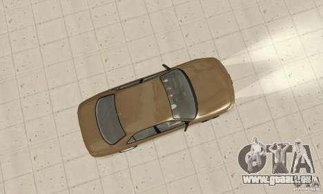 Mitsubishi Galant für GTA San Andreas rechten Ansicht