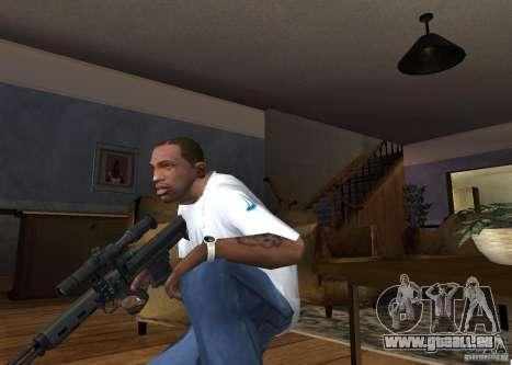 IED pour GTA San Andreas deuxième écran