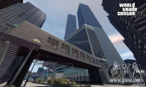 World Trade Center pour GTA 4 secondes d'écran