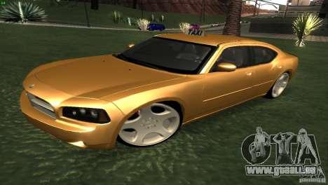 Dodge Charger SRT8 Re-Upload für GTA San Andreas