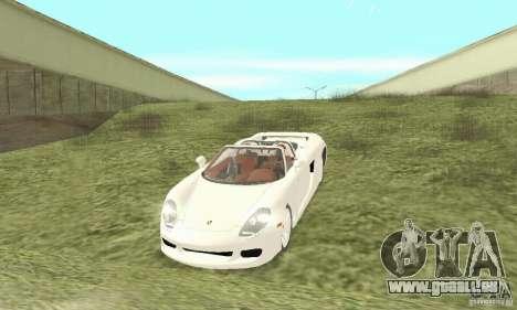 Porsche Carrera GT 2003 pour GTA San Andreas