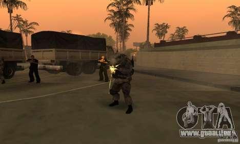 Soldaten aus der CoD MW für GTA San Andreas