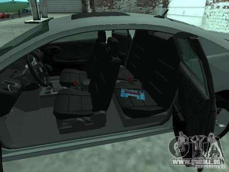 Saturn Ion Quad Coupe 2004 pour GTA San Andreas vue de côté