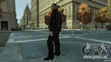 Metal Clothes Pack pour GTA 4 secondes d'écran