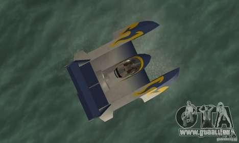Hydrofoam pour GTA San Andreas vue de droite