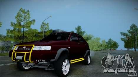 LADA 4x4 Tarzan pour GTA San Andreas