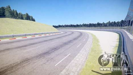High Speed Ring pour GTA 4 sixième écran