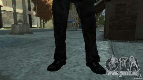 Metal Clothes Pack pour GTA 4 quatrième écran