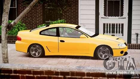 Pontiac GTO 2004 pour GTA 4 Vue arrière