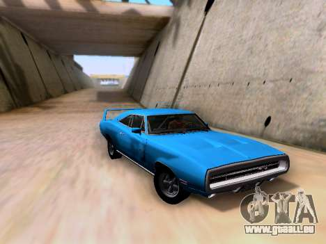 Dodge Charger RT für GTA San Andreas