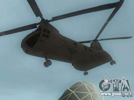 CH46 für GTA San Andreas
