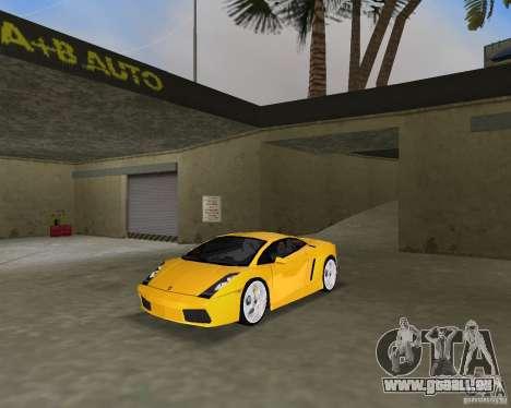 Lamborghini Gallardo v.2 pour GTA Vice City