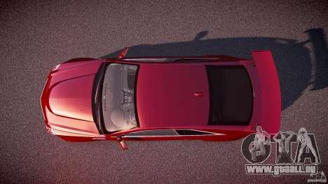 Cadillac CTS-V Coupe pour GTA 4 est un droit