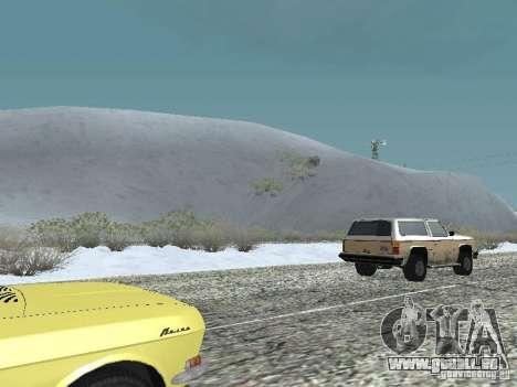 Frozen bone country für GTA San Andreas zweiten Screenshot