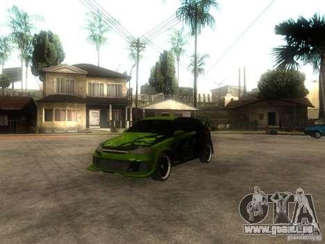 Chevrolet Lacetti Tuning für GTA San Andreas