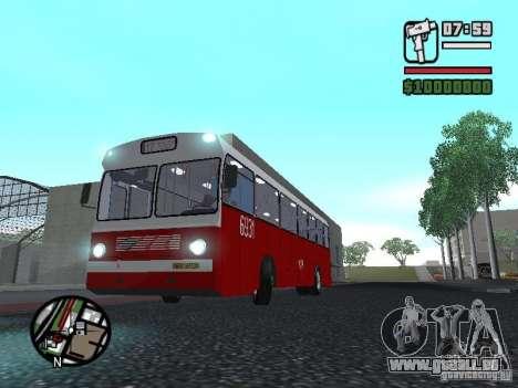 Ikarus Ik4 für GTA San Andreas