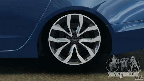 Audi A6 pour GTA 4 est un côté