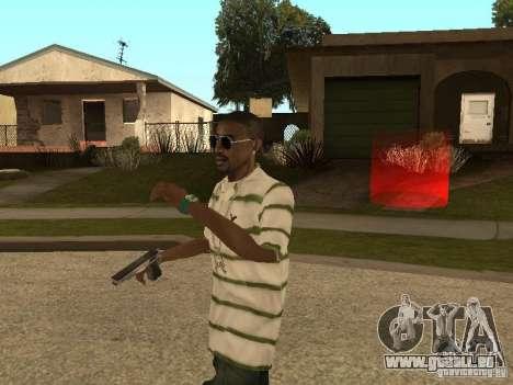 Still Pimpin pour GTA San Andreas cinquième écran