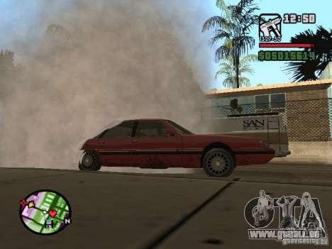 Overdose effects V1.3 pour GTA San Andreas dixième écran