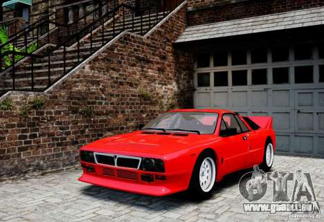 Lancia 037 Stradale für GTA 4