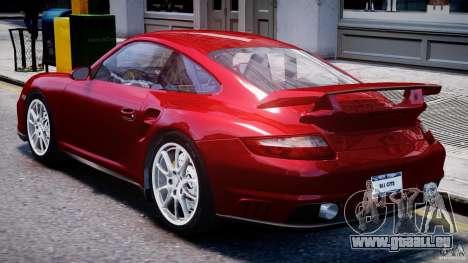 Posrche 911 GT2 für GTA 4 rechte Ansicht
