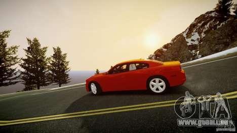 Dodge Charger R/T 2011 Max pour GTA 4 Vue arrière de la gauche